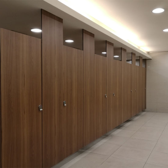 China Jialifu Easy To Clean Phenolic Resin Washroom Partition - Phenolic bathroom partitions