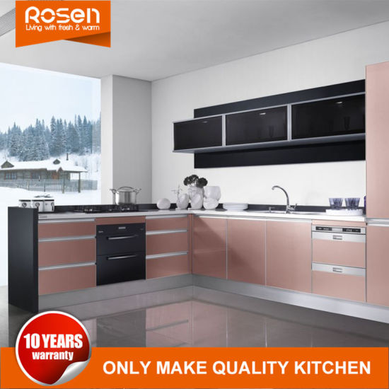 Building Kitchen Cabinets Furniture With Melamine Online For Sale