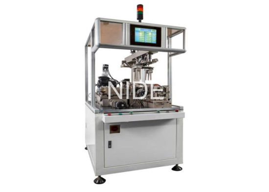 Two Working Station Auto Armature Rotor Balancing Machine pictures & photos