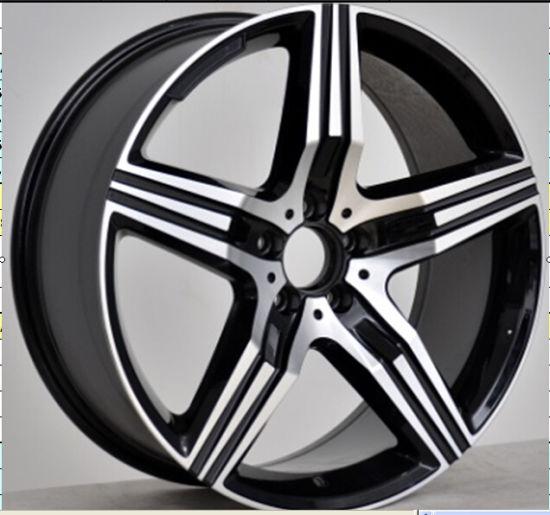 F9878 Wheel Inexpensive Price Car Alloy Wheel Rims for Benz