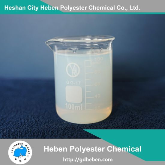 China Factory Transparent Acrylic Resin Hydrophilic Waterborne Polyurethane