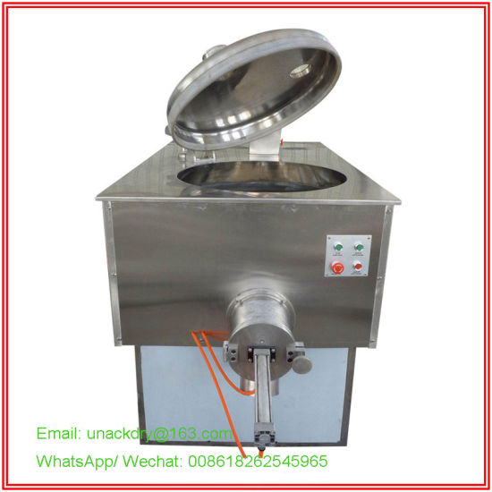 Stainless Steel Wet Mixing Pelletizing Machine pictures & photos