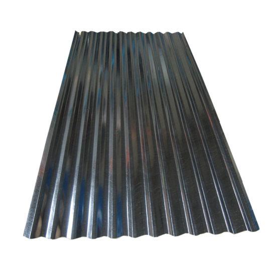 20 Sheets Bundle 0.13X665X1800mm Galvanized White Zinc Roofing Sheet