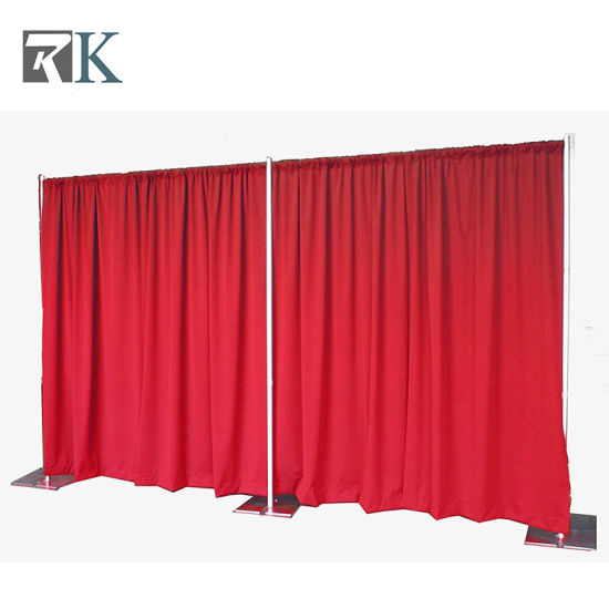 China pipe and drape kits for wedding stage backdrop decoration pipe and drape kits for wedding stage backdrop decoration junglespirit Gallery