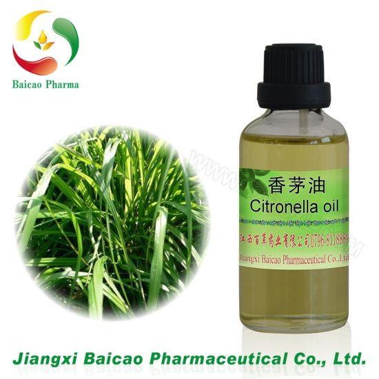 100% Pure Natural Wholesale Bulk Java Citronella Oil Price for Perfumes Oil Anti Mosquito