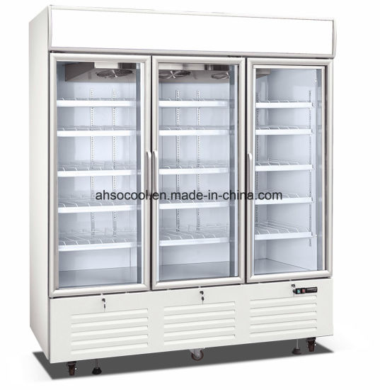 China Cheap Factory Direct Selling Display Freezer Glass Door With