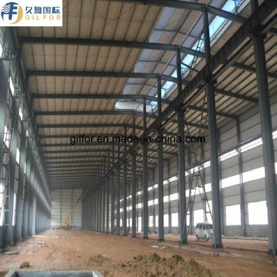 Hot Galvanized High Strength Steel Building for Workshop