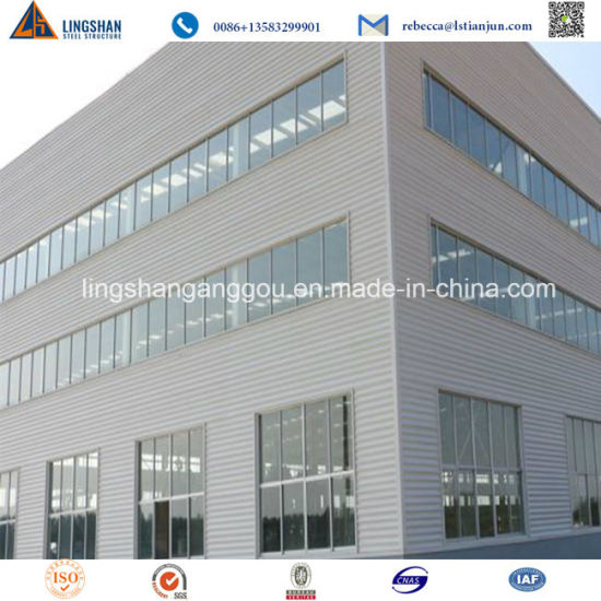 Low Cost Prebab Steel Structure Industrial Warehouse Shed Building