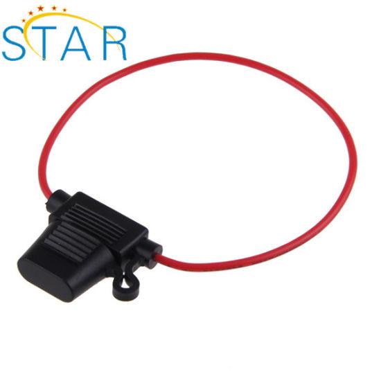 good quality mini fuse motorcycle car fuse holder