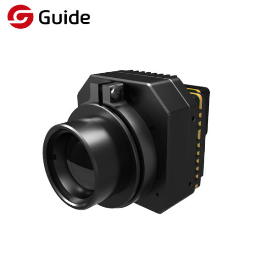 Guide Self Developed Core Thermovision Infrared Thermal Imaging Module Guide Plug417