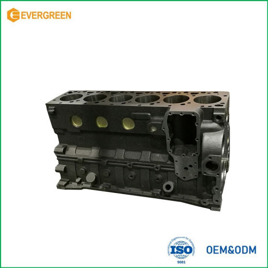 Custom Ductile Iron Resin Sand Casting Parts