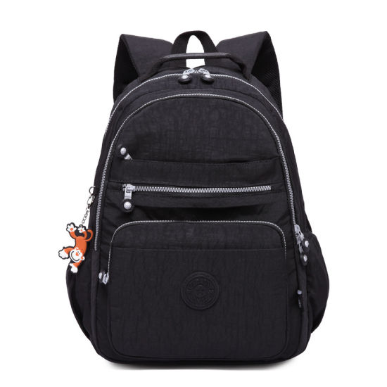 2018 New Fashion Wholesale Daily Men Women School Canvas Backpack Bag pictures & photos