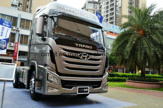 New Hyundai 4× 2 Tractor Trucks for Hot Sale pictures & photos
