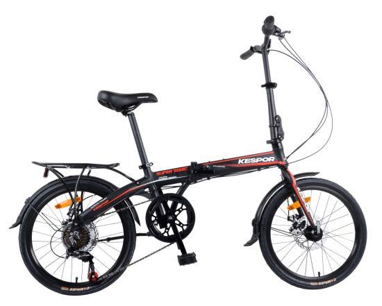 Disc Brake Alloy Folding Bike