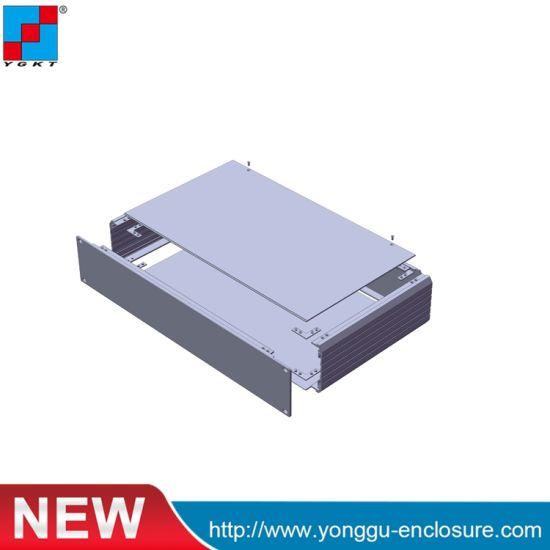 china 482 89 250mm wxh l aluminum enclosures rack cabinet 2u rack
