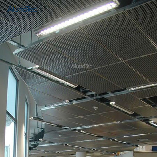 China 2018 Aluminum Metal Baffle Ceiling System China
