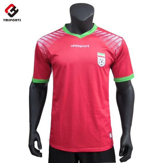 Wholesale Hot Sale High Quality Football Wear Soccer Jerseys