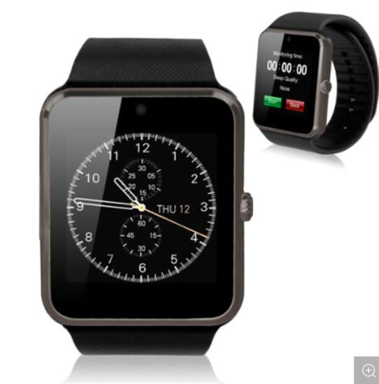 Wearable Smart Watch Gt08 Touchable Screen Amazon Best Sale for Android System pictures & photos