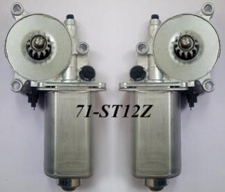 Fb71-St12z Special Plug Door and Window Lifter Motor Waterproof 12-Teeth