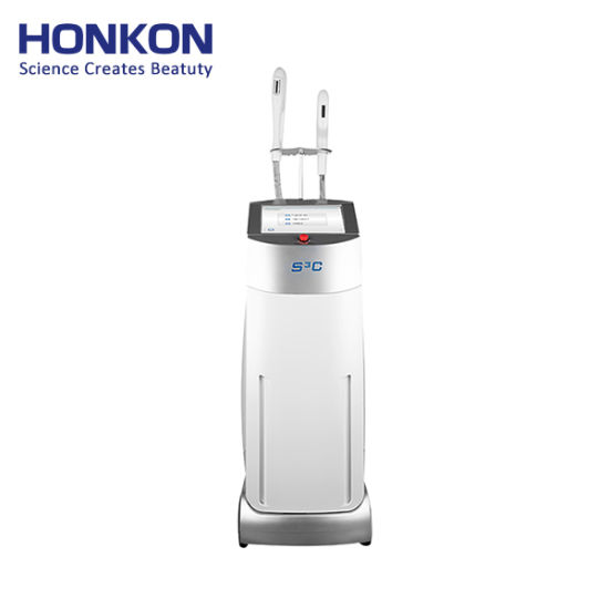 Honkon IPL/Opt/Shr Suction Hair Removal Skin Rejuvenation Pigmentation Removal Beauty Equipment