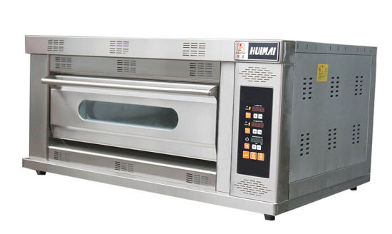 1 Deck 2 Trays Electric Bakery /Commercial/Bread/Pizza/ Equipment
