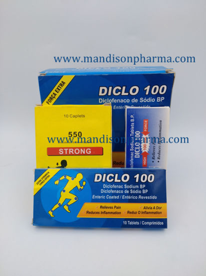 what is the medicine diclofenac sodium used for