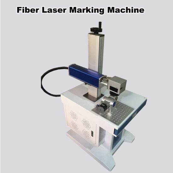20W 30W 60W UV/CO2/Fiber Laser Marking Machine for Metal/Leather/Wood/Acrylic/Glass/Rubber/Plastic