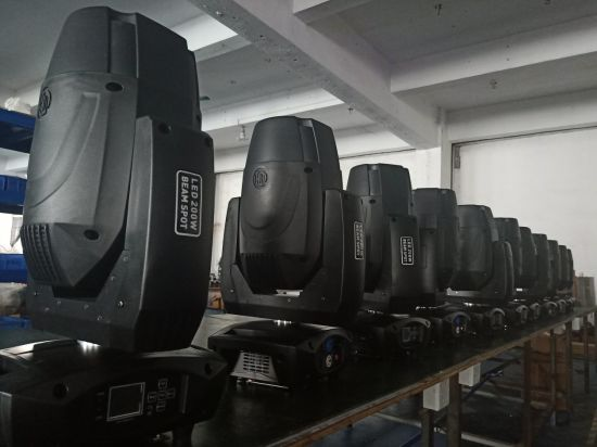 5r LED 200W Moving Head Beam 3 in 1 Stage Lighting for Wedding Party Night Club