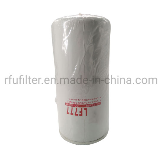High Quality Oil Filter for Fleetguard Cummins Lf777 pictures & photos