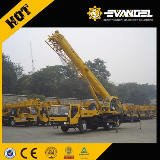 XCMG 25 Ton Hydraulic Truck Crane Qy25K5-I for Sale