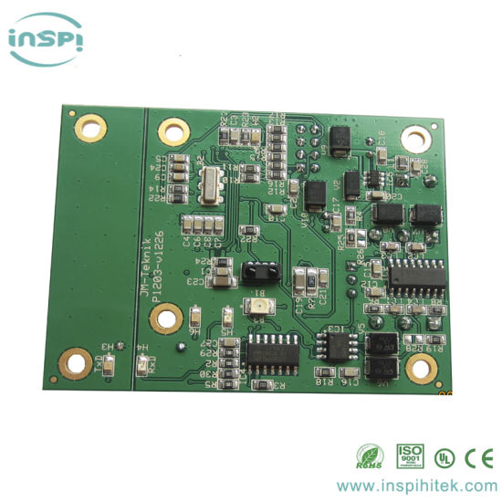 Controller Printed Circuit Board Assembly and PCB Circuit Board