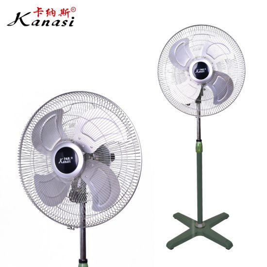 High Velocity Commercial Cooling Industrial Standing Pedestal Fan