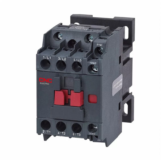 Cjx2I AC Contactor 3 Phase with 2 Contacts