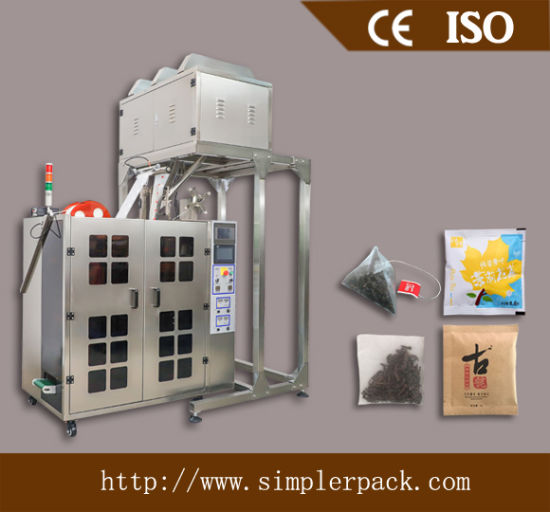 Wholesale Triangle Bag Packing Machine with Biodegradable PLA Material