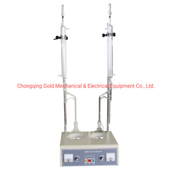 Gd-8929A ASTM D4006 Crude Oil Water Content Tester