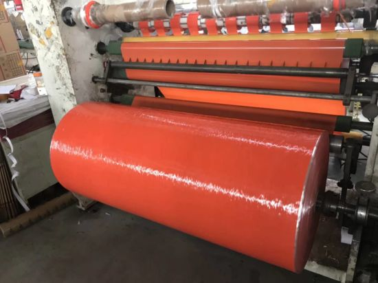 Factory Made BOPP Tape Cutting Slitting Machine pictures & photos