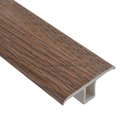 Plastic T Trim Vinyl Baseboard Strip
