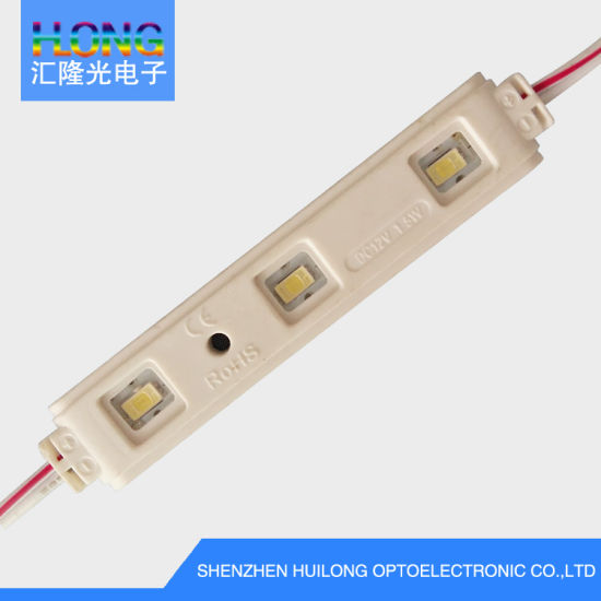 120 Luminous 5730 LED with Lens Injection Module