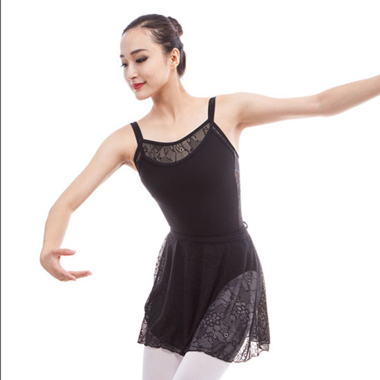 1dca6f427 Gymnastics Leotard Women Camisole Rose Lace Ballet Leotard Women Dance  Leotard Dancewear Adult Ballet