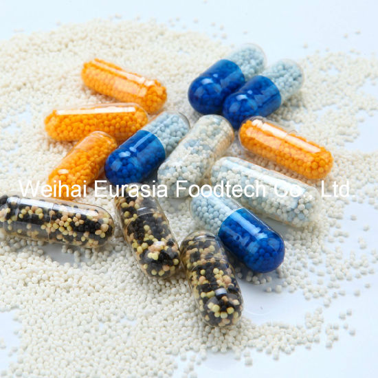 Enteric Coated Sustained-Release Capsules pictures & photos