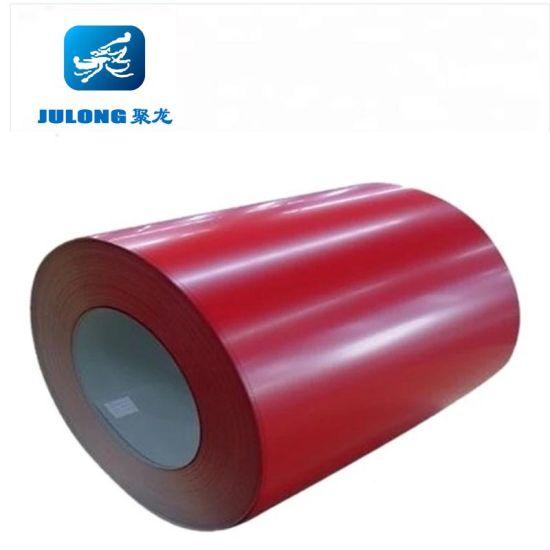 Prepainted Galvanized Coil China Supplier Steel Coil PPGL/PPGI