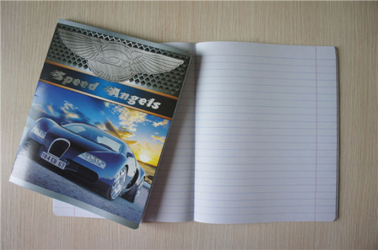 School Fsc Paper Recycled Notebook pictures & photos