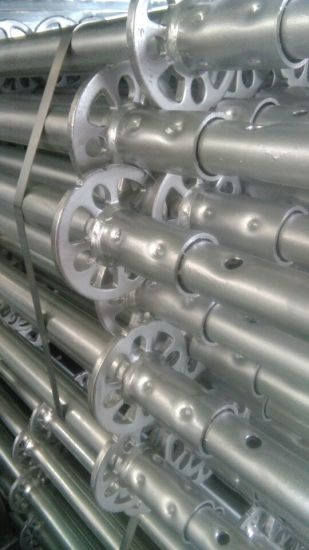 Hot DIP Galvanized Scaffolding Allround System