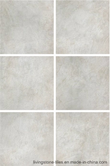 China Foshan Factory Newest Cement Design Six Face Ceramic Floor