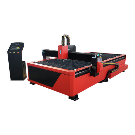 High Speed! Professional CNC Plasma Cutting Machine for Stainless Steel Iron Metal Sheet