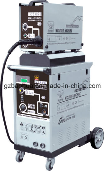MIG Welding Machine/Semi-Automatic MIG Gas Shielded Welder
