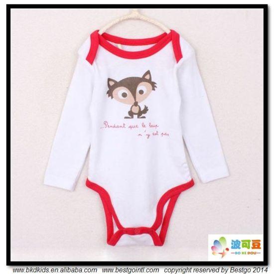 Envelope-Neck Baby Apparel Unisex Newborn Bodysuit