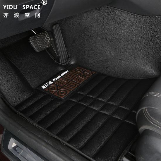 Hot Sale Waterproof Wear Leather 5D Anti Slip Auto Carpet