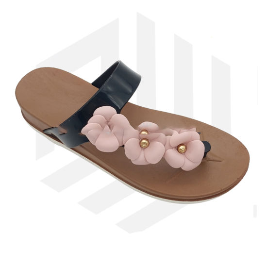 2019 New Female Shoes New Design Fashion Slippers