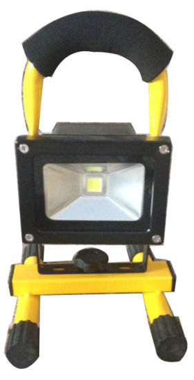 Hot Sale Outdoor 10-50W Rechargeable LED Flood Light pictures & photos
